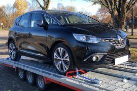 Renault scenic intens automaat - 2018